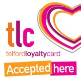 telford loyalty card deals
