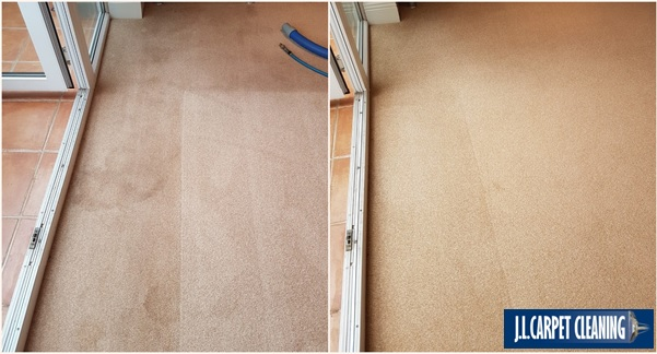before and after vanish stain