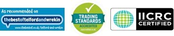 trading standards & IICRC certifed