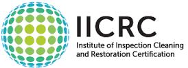 iicrc certifed logo