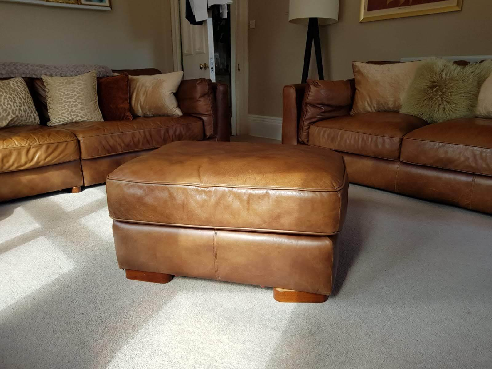 Leather Cleaning Sofas